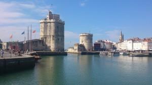 Wejście do starego portu