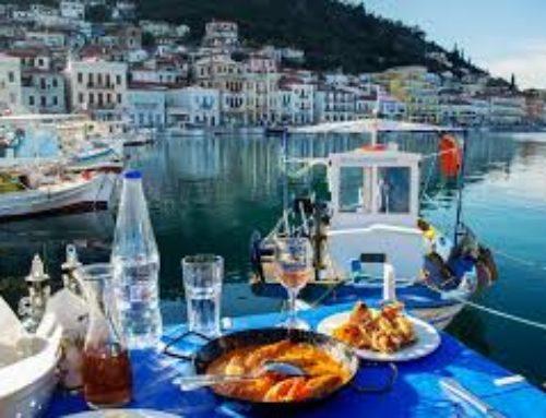 Zaproszenie na rejs do Grecji.