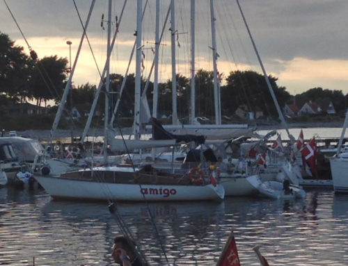 Wieści z jachtu Amigo – Kolory Skandynawii