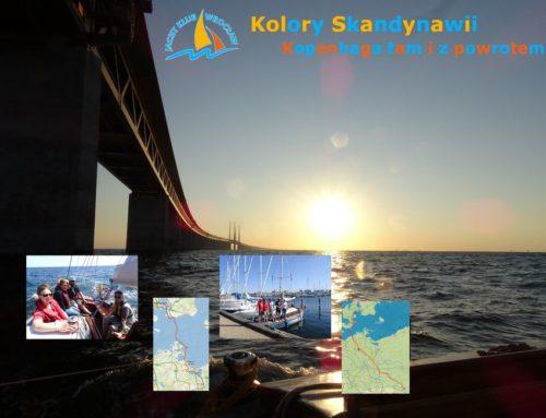 Kolory Skandynawii – etap I – Kopenhaga tam i z powrotem – Piotr Dobrzański