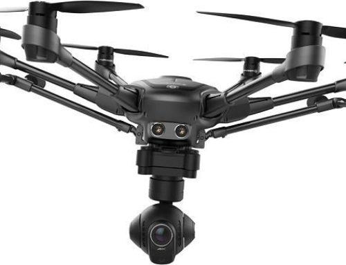 Drony to technologia naszych czasów-Piotr Dobrowolski