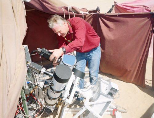Kosmiczne i ziemskie modulatory klimatu Ziemi – Prof. Paweł Rudawy