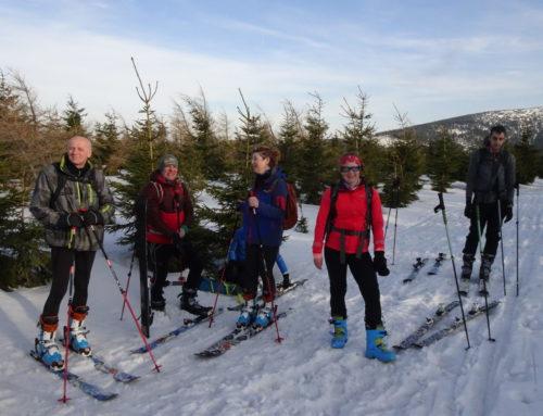 Wycieczka skiturowa 2020