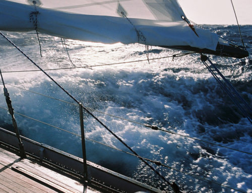Rejs jesienny po Bałtyku