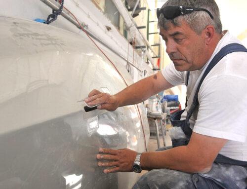 Tomasz Pisulla – szkutnictwo, remonty jachtów