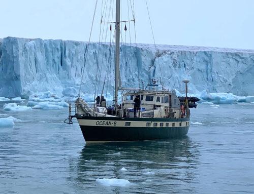 S/Y OCEAN B – jachtem na czubek świata