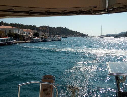 Grecki Błękit – opowieści z wysp