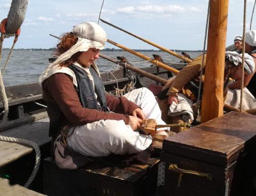 Morskie Suki – wyprawy żeńskiej załogi Orła Jumne