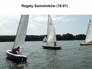 VII Otwarty Turniej Letni Jacht Klubu Wrocław24